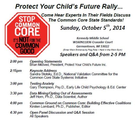 Common Core Event